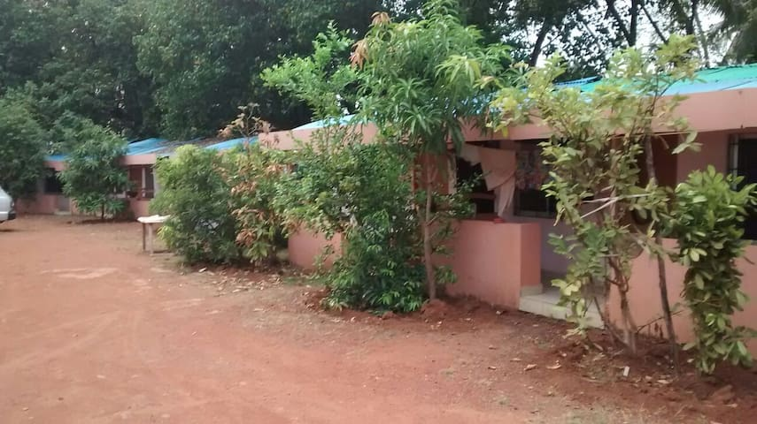 Regina rooms cottage types - Arambol - Baraka