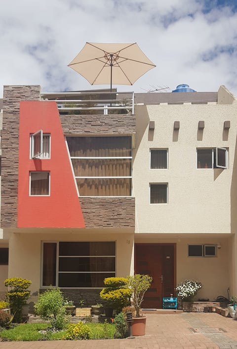 Modern Luxury Home in Ambato