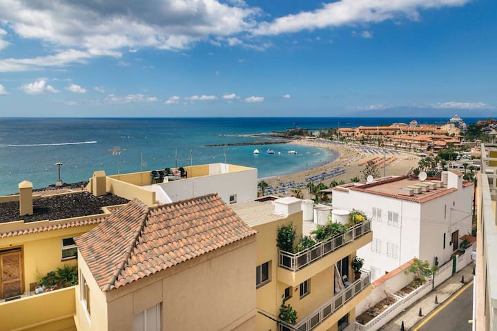 Beach view apartment Los Cristianos