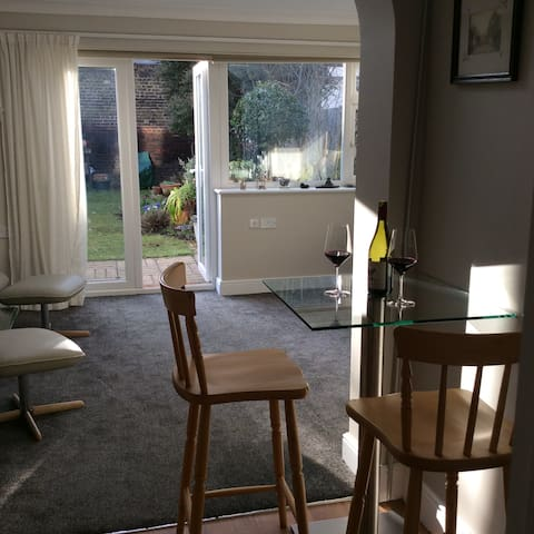 Private Flat, fast access central London - Londen - Appartement