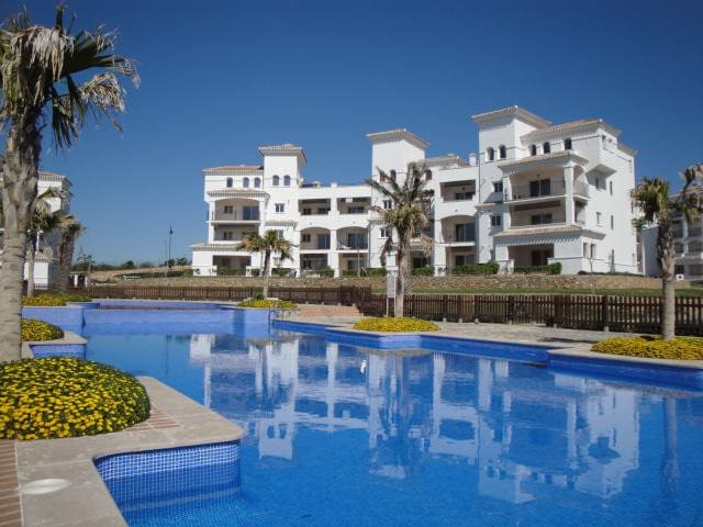 Cozy apartment H.Riquelme Golf - Sucina - Flat