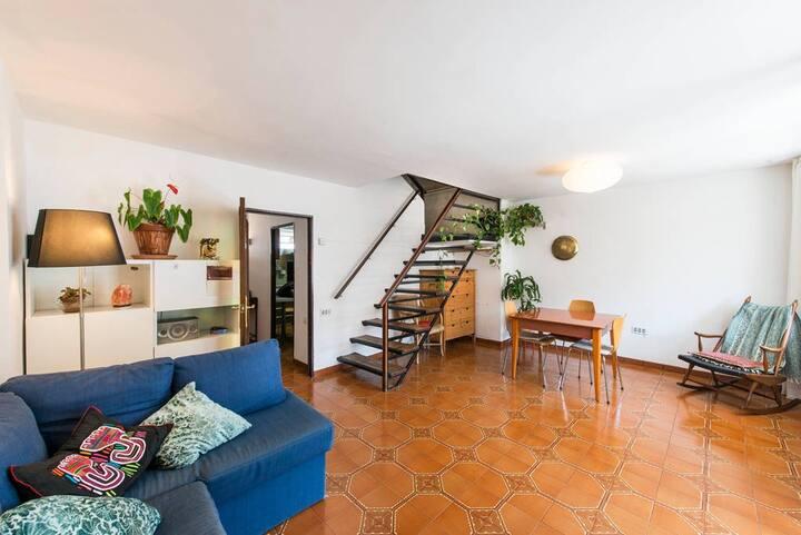 Rental a nice bedroom in Barcelona