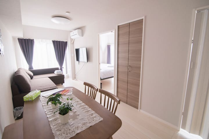 Luxury brand new apartment, 6mins to JR station! - Toshima - Apartment