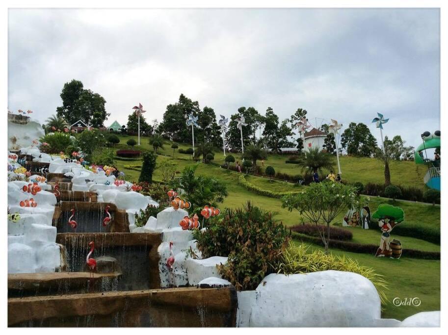 360º Panorama Top Sea View Park And Fun