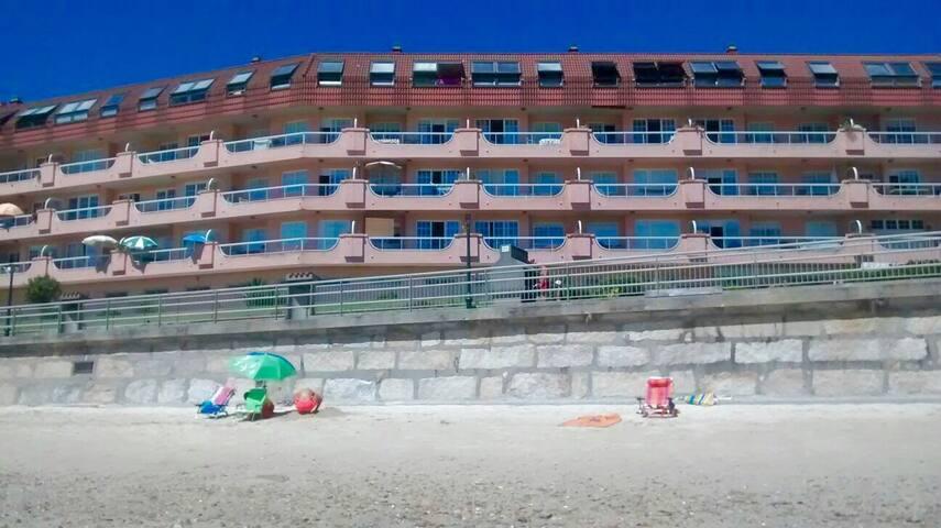 Piso en primera línea de playa en Palmeira - Insuela - Andere