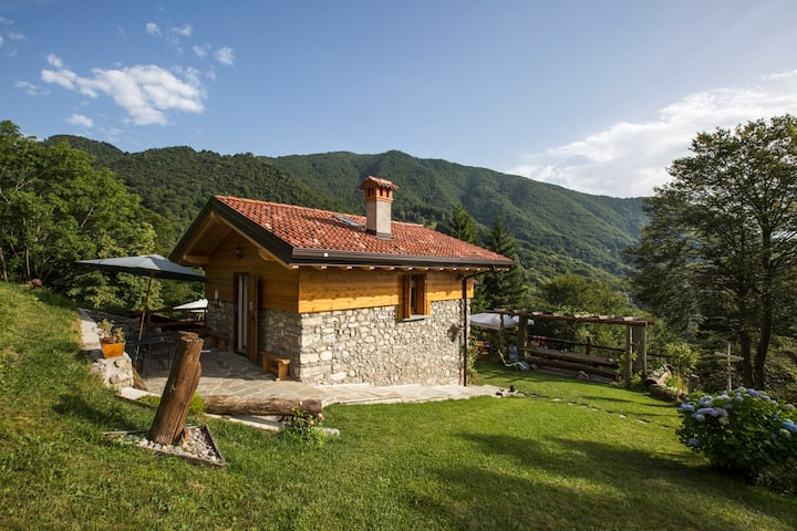 Chalet in the midst of nature