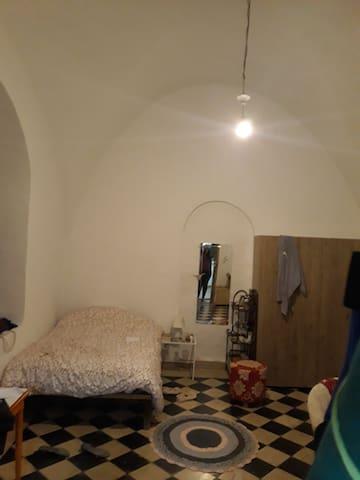 Ancient beautiful apartment