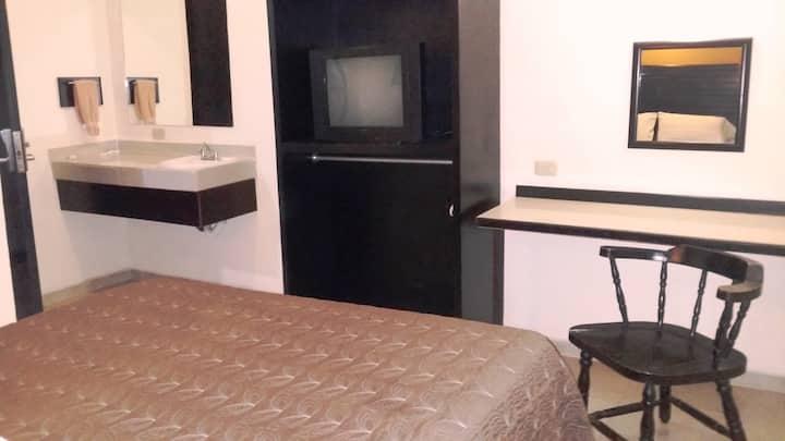 Habitación Apartotel JUNIOR CON COCINETA