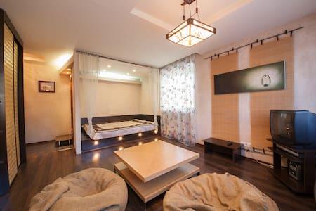 Уютная однокомнатная квартира в центре Красноярска - Krasnoyarsk
