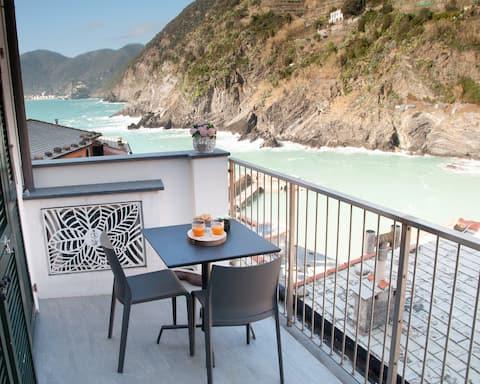 MaDa Charm Apartments Jacuzzi - Sea View