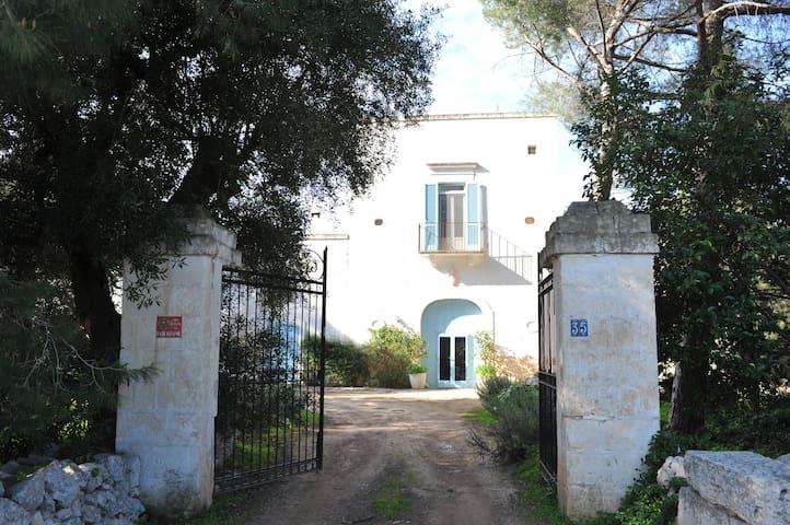 Historic Masseria in Puglia - Mola di Bari - Bed & Breakfast