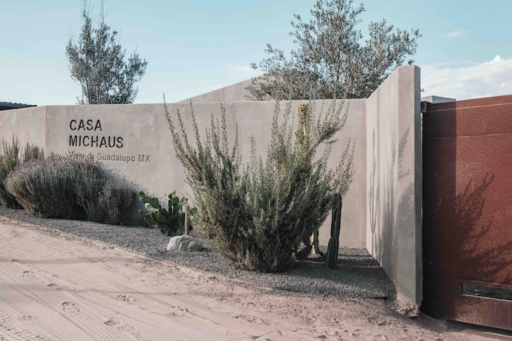 Casa Michaus  Valle de Guadalupe