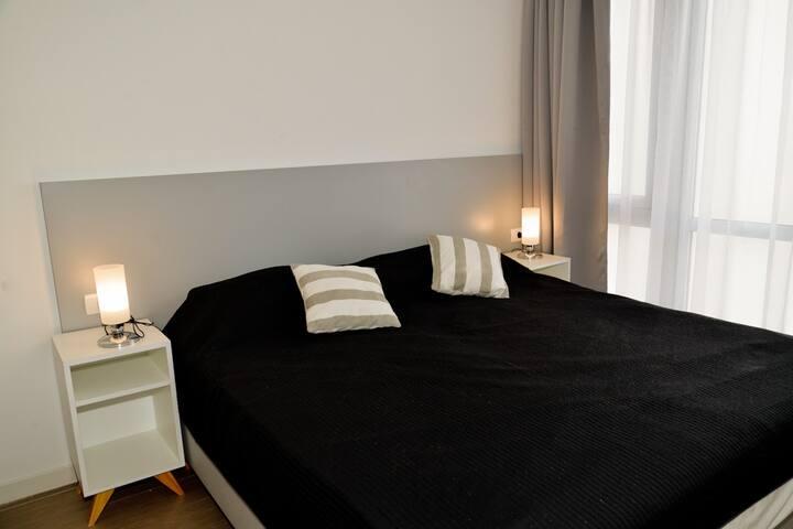 Dormitorio - Opcional camas separadas