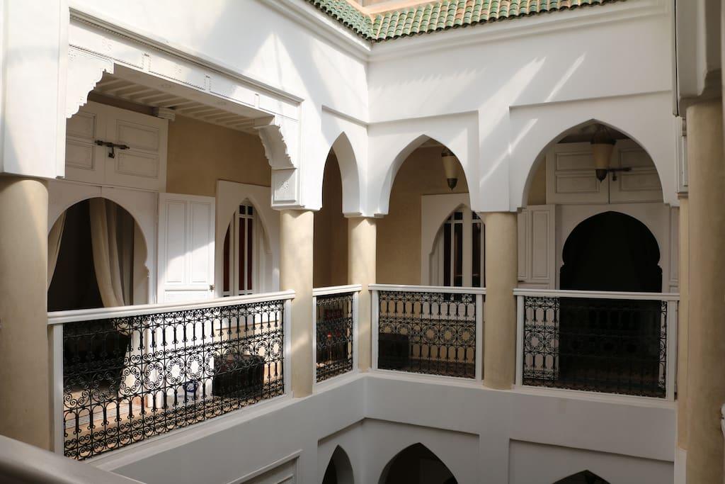 Premier étage