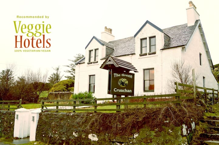 Bed & Breakfast | The Green Cruachan - North West Highlands of Scotland