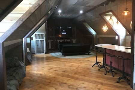 The Loft/ Apartment in  Amish country