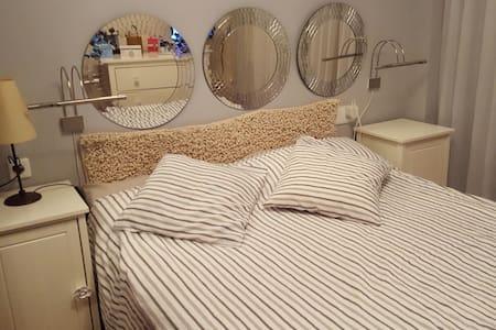 Habitacion matrimoniio cerca de Bilbao - Gallarta - Huoneisto