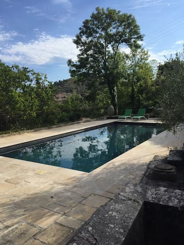 Maison dans pinède avec piscine - Riez - Maison