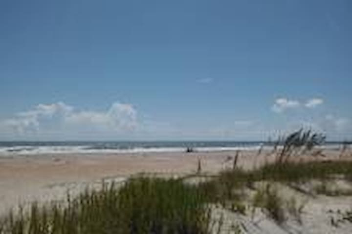 Beautiful Beach St Augustine
