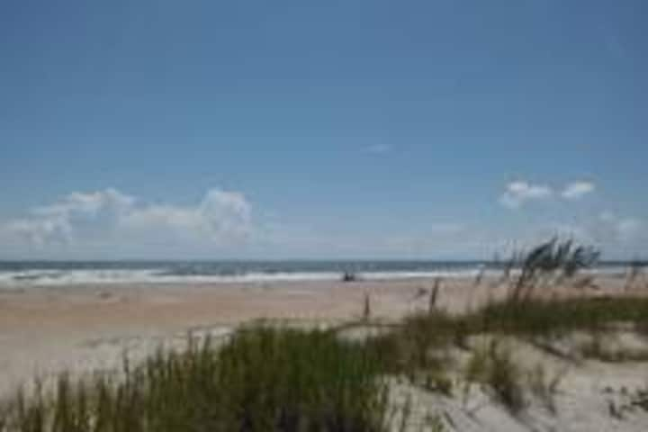 Beautiful Beach St Augustine