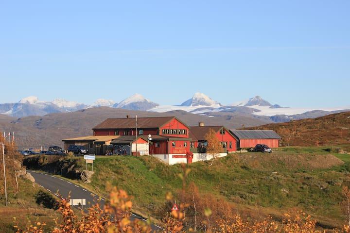 Korgfjellet fjellstue (www.korgfjellet.no)