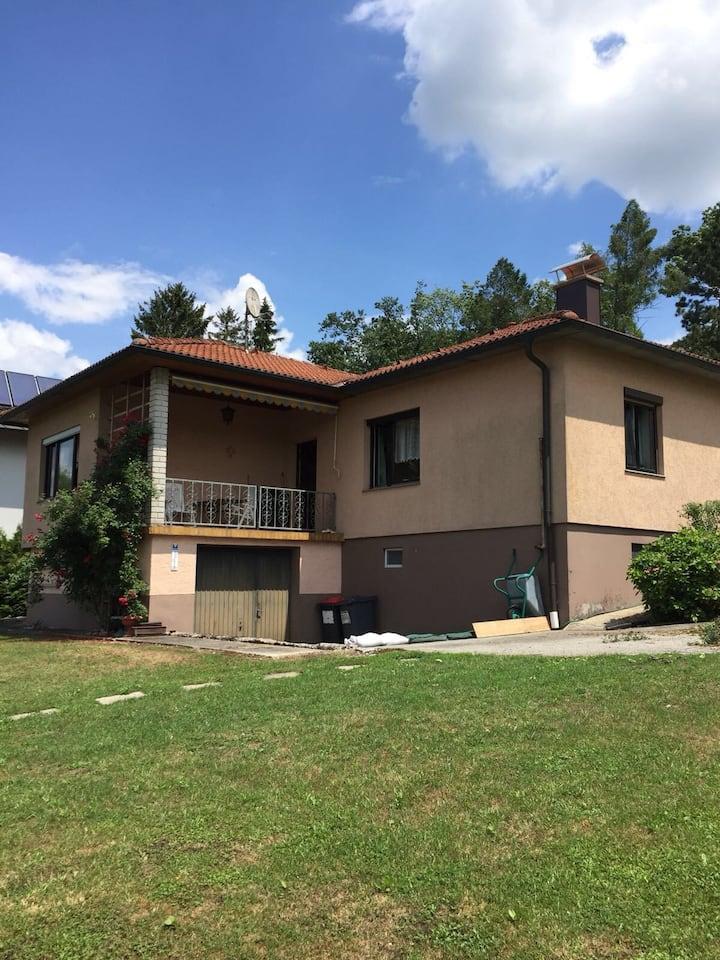 Erla, austria Family bungalow