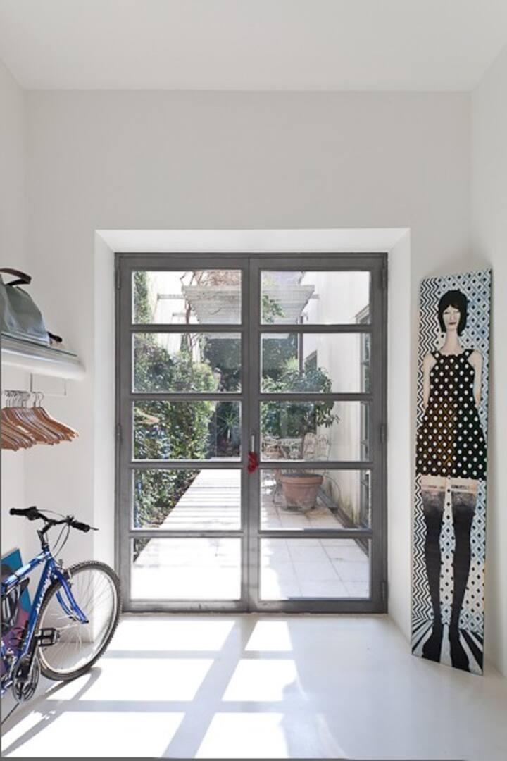 Esclusivo Loft studio a San Lorenzo