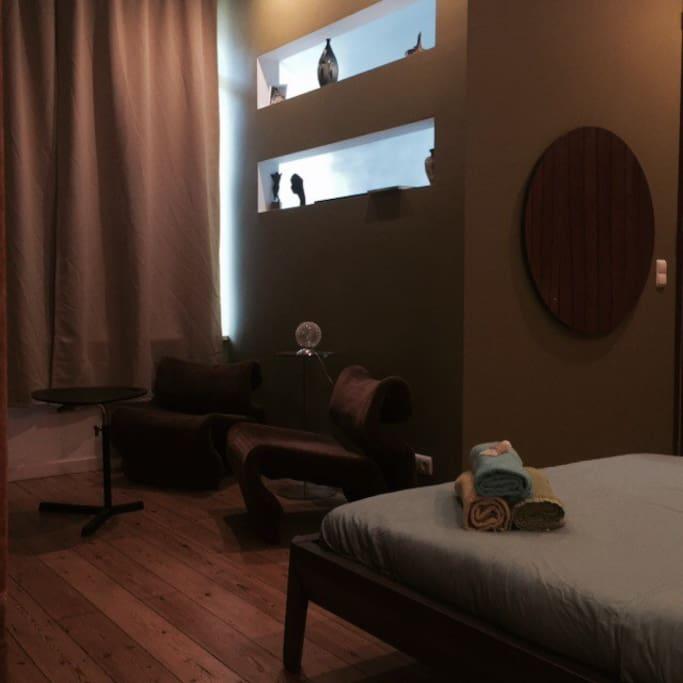 Chambre cosy centre de bruxelles appartements louer for Chambre a louer liege belgique