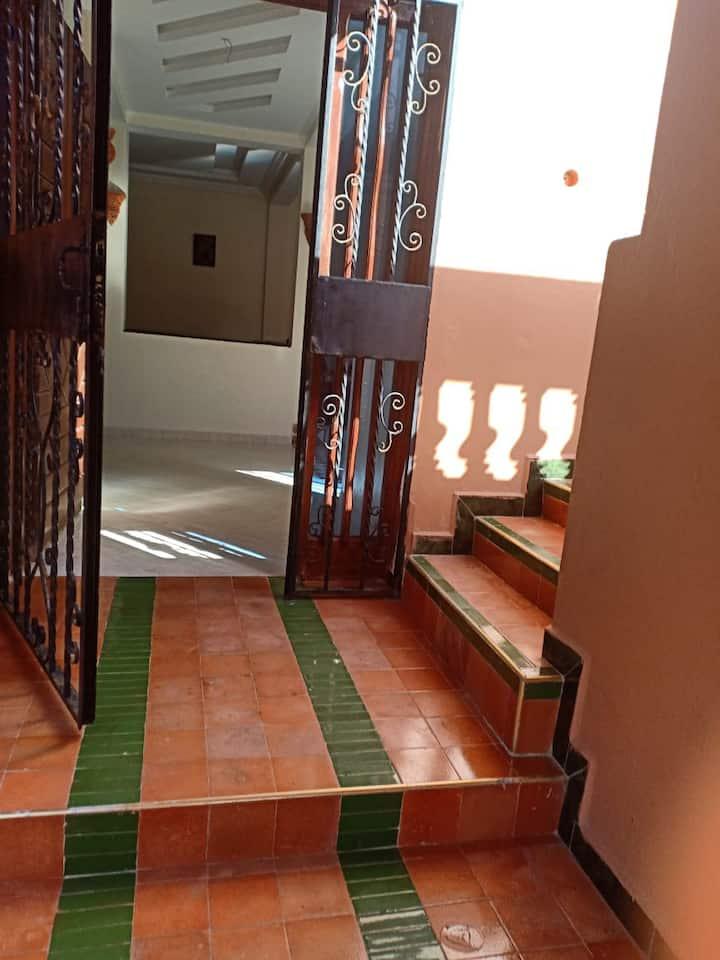 Best villa ground floor oualidia