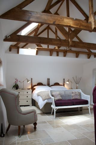 Harry's barn bed and breakfast - Petersfield - Penzion (B&B)