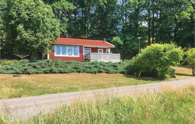Holiday cottage with 2 bedrooms on 80m² in Kungsäter