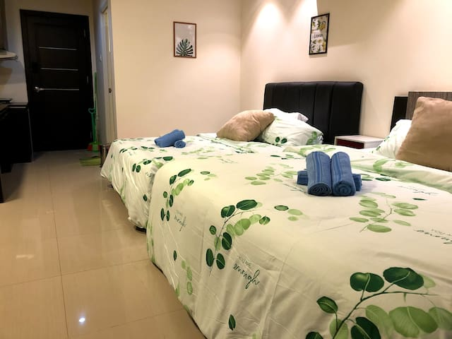Cozy Apartment in Batam City @Nagoya Mansion(4pax)