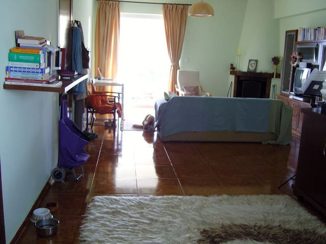 beautiful, spacious & with great wiew apartment - Gerakas - Casa
