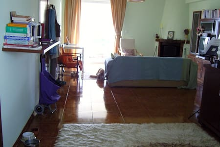 beautiful, spacious & with great wiew apartment - Gerakas - Haus