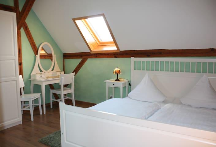 Landhaus-Maisonette zum Hof
