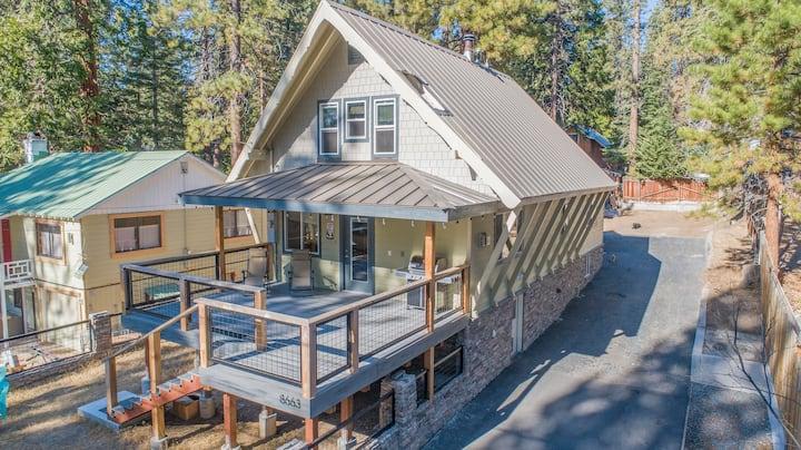 Kings Beach Lake Tahoe cabin