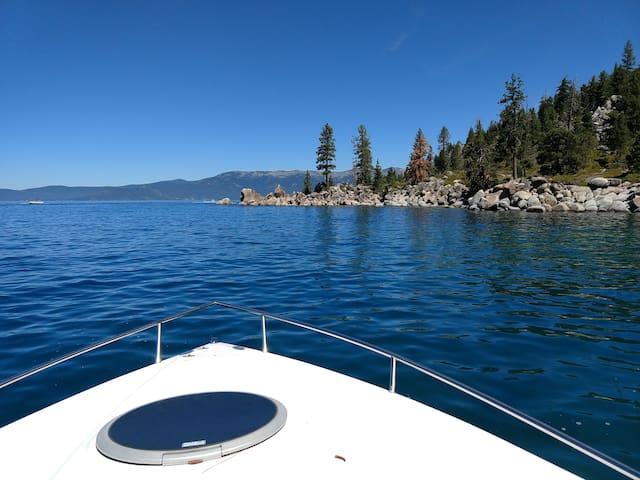 Melissa's Tahoe Guide