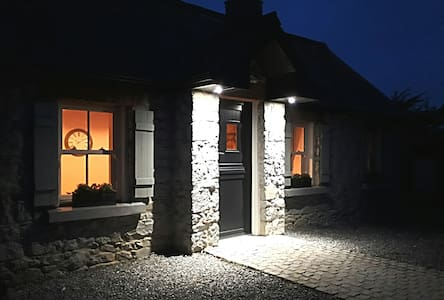 Ash Cottage - A Traditional Irish Stone Cottage