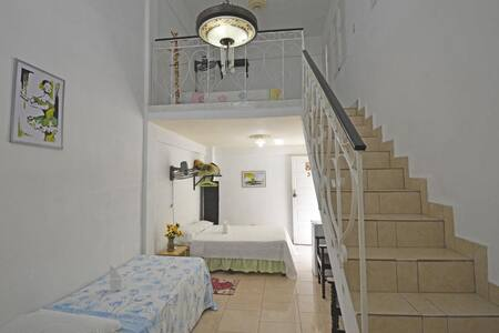Hostal Girassol. Room #3: Comfort and good service