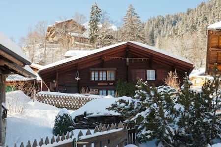 A CHARMING SWISS FAMILY CHALET - Lauterbrunnen