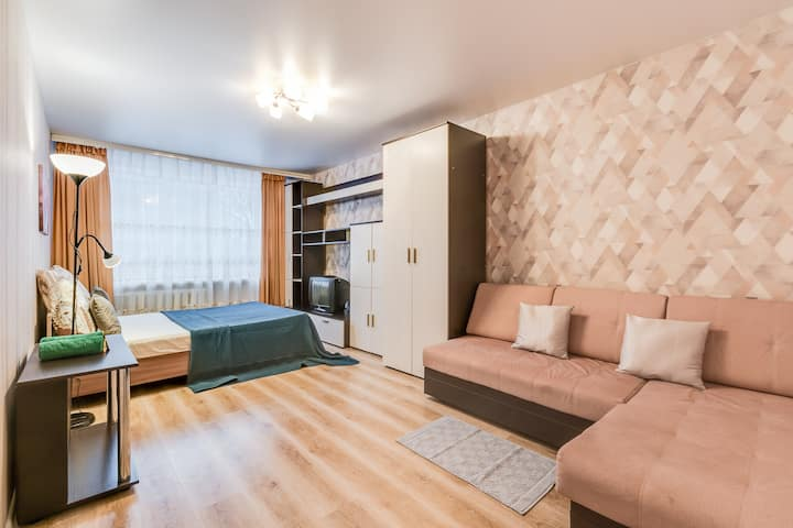Comfortable accommodation in Apartments at Ryleeva