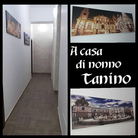 """""""A casa di Nonno Tanino"""" Airbnb"""