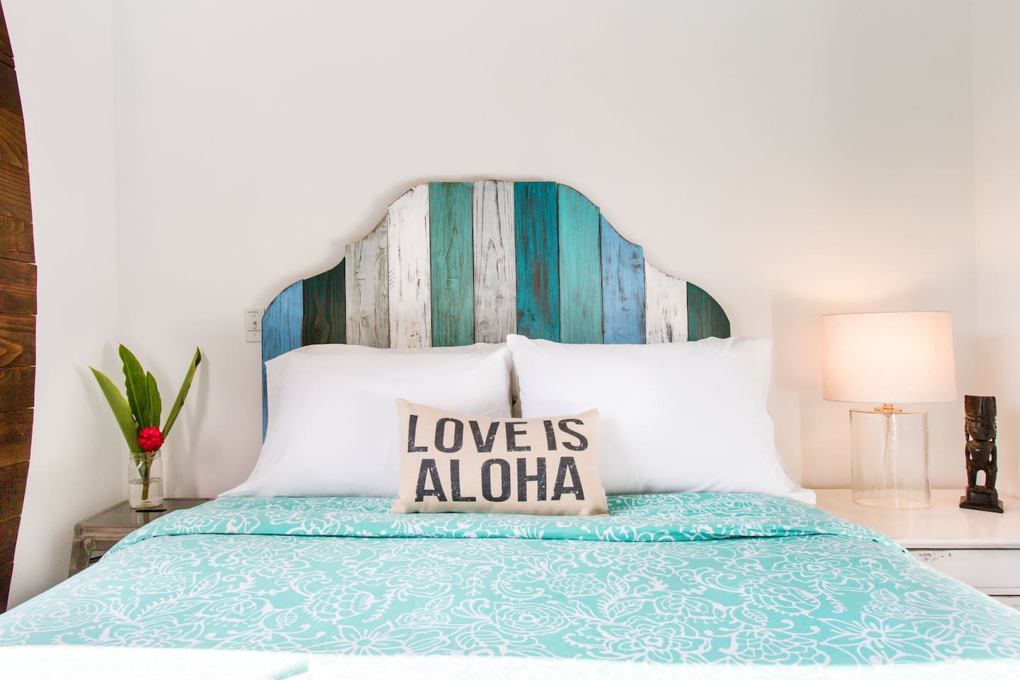 Each of our homes are unique, fun and creative. Filling your vacation with lots of love and aloha!