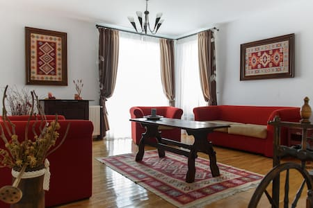 A touch of Romanian tradition - Eurosilvania - Brașov - Appartement