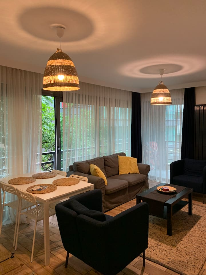 Private Cozy Flat in Ayrancı (Embassy Area)