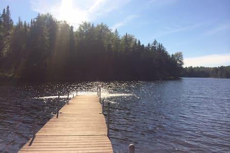 Camp Wapanacki - Scout Cabin - Hardwick - Mökki