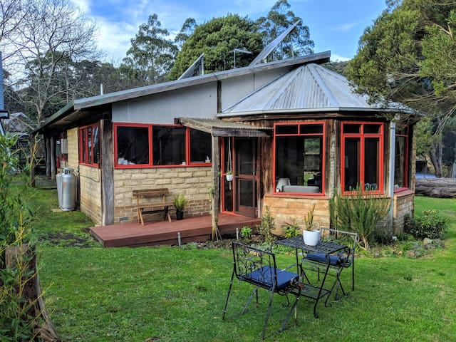 Enjoy some lovely sunshine on the deck with a barbecue or picnic on the grass.