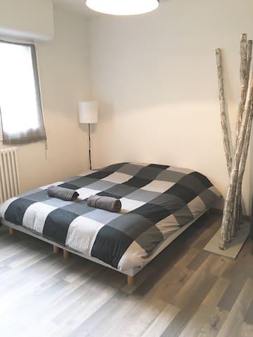 PLEIN CENTRE 2* - NEUF - VAC/CURES - Aix-les-Bains - Apartament