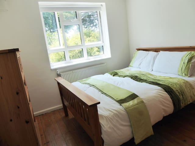 Bright Airy and Comfortable Double Bedroom