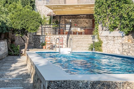 Villa, Private Pool, Garden, BBQ at Quiet Village - Prines - Villa